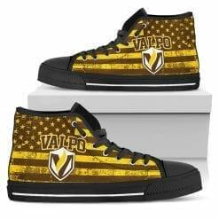NCAA Valparaiso Crusaders High Top Shoes