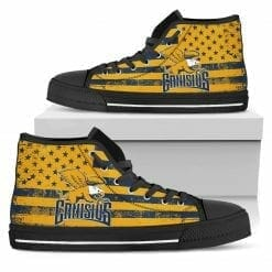NCAA Canisius College Golden Griffins High Top Shoes