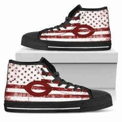 NCAA Chicago Maroons High Top Shoes