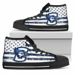 NCAA Creighton Bluejays High Top Shoes