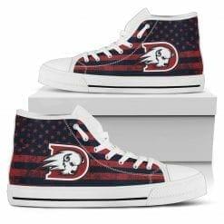 NCAA Dixie State Trailblazers High Top Shoes