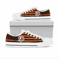 NCAA UTPB Falcons Low Top Shoes