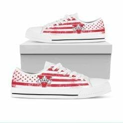 NCAA Valdosta State Blazers Low Top Shoes