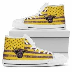 NCAA Minnesota State Mavericks High Top Shoes