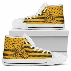 NCAA Missouri Western State Griffons High Top Shoes