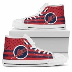 NCAA Newman Jets High Top Shoes