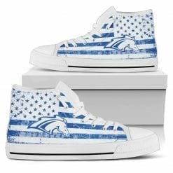 NCAA UAH Chargers High Top Shoes