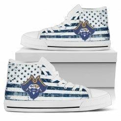 NCAA UMass Dartmouth Corsairs High Top Shoes