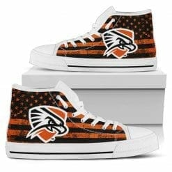 NCAA UTPB Falcons High Top Shoes