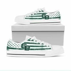 NCAA Wisconsin-Green Bay Phoenix Low Top Shoes