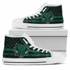 NCAA Binghamton Bearcats High Top Shoes
