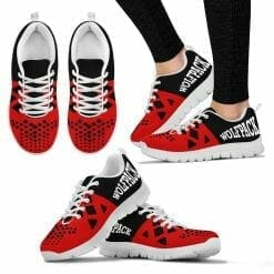 NCAA NC State Wolfpack Running Shoes V6