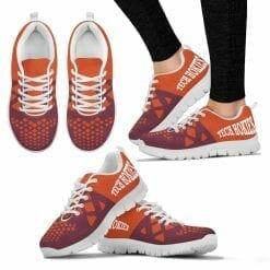 NCAA Virginia Tech Hokies Running Shoes V6