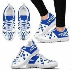 NCAA Duke Blue Devils Running Shoes V6