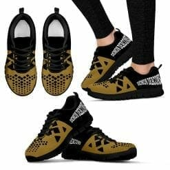 NCAA Wake Forest Demon Deacons Running Shoes V6