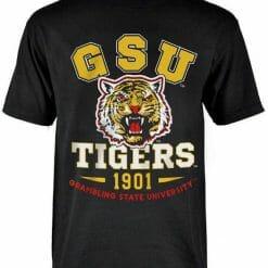 NCAA Grambling State Tigers T-Shirt V3