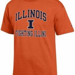 NCAA Illinois Fighting Illini T-Shirt V1