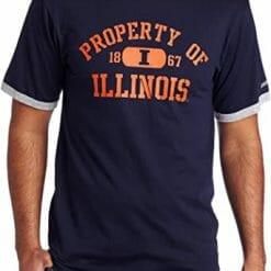 NCAA Illinois Fighting Illini T-Shirt V2