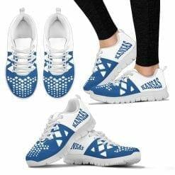 NCAA Kansas Jayhawks Running Shoes V5