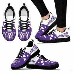 NCAA Kansas State Wildcats Running Shoes V5