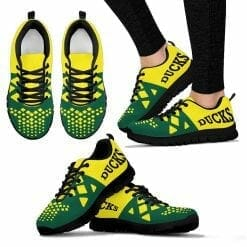 NCAA Oregon Ducks Running Shoes V6