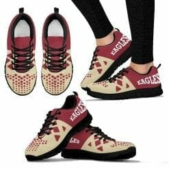 NCAA Boston College Eagles Running Shoes V6