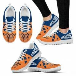 NCAA Syracuse Orange Running Shoes V5