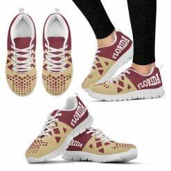 NCAA Florida State Seminoles Running Shoes V5