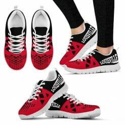 NCAA Louisville Cardinals Running Shoes V5