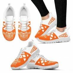 NCAA Clemson Tigers Running Shoes V5