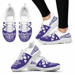 NCAA Washington Huskies Running Shoes V6