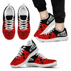 NCAA NC State Wolfpack Running Shoes V5