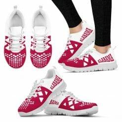 NCAA Alabama Crimson Tide Running Shoes V5