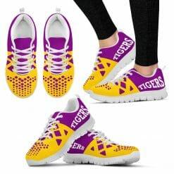 NCAA LSU Tigers Running Shoes V6