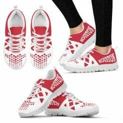 NCAA Houston Cougars Running Shoes V5