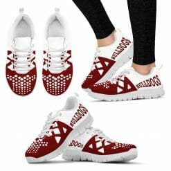 NCAA Mississippi State Bulldogs Running Shoes V6