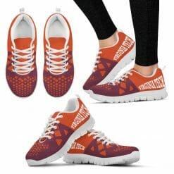 NCAA Virginia Tech Hokies Running Shoes V5