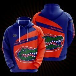 NCAA Florida Gators 3D Hoodie V1