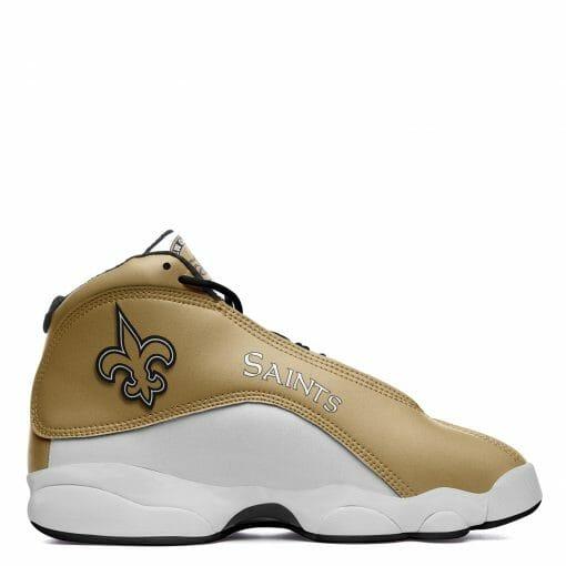 NFL New Orleans Saints Air Jordan 13 Shoes