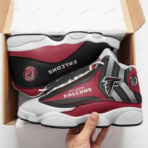 NFL Atlanta Falcons Air Jordan 13 Shoes