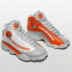 NFL Cleveland Browns Air Jordan 13 Shoes