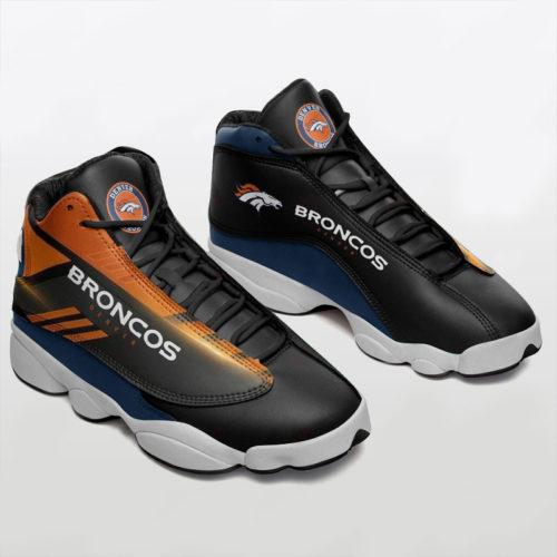 NFL Denver Broncos Air Jordan 13 Shoes
