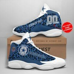 NFL Dallas Cowboys Air Jordan 13 Shoes Personalized V11