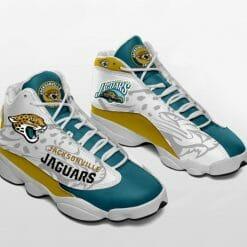 NFL Jacksonville Jaguars Air Jordan 13 Shoes