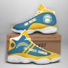 NFL Kansas City Chiefs Air Jordan 13 Shoes