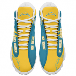 NFL Los Angeles Chargers Air Jordan 13 Shoes
