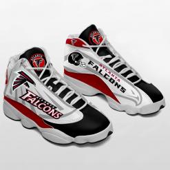 NFL Atlanta Falcons Air Jordan 13 Shoes V3