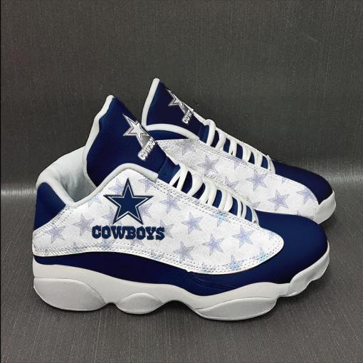 NFL Dallas Cowboys Air Jordan 13 Shoes V6