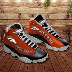 NFL Denver Broncos Air Jordan 13 Shoes V2