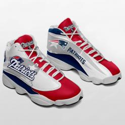 NFL New England Patriots Air Jordan 13 Shoes V2